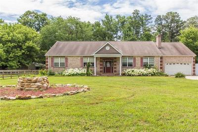 Yorktown Single Family Home For Sale: 605 Cheadle Loop Road