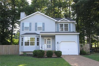 Single Family Home For Sale: 524 Musket Drive