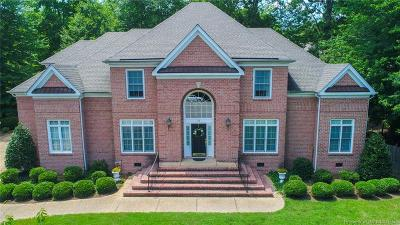 Yorktown Single Family Home Sold: 116 Jerdone Place