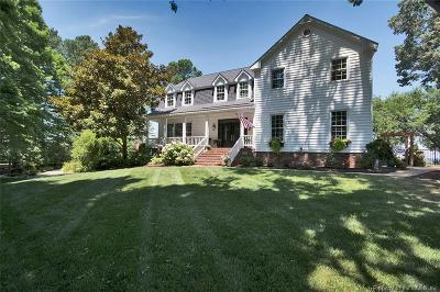 Yorktown Single Family Home For Sale: 109 North Beach Road