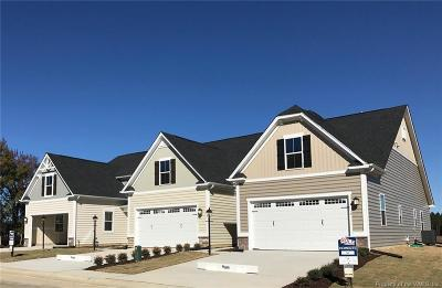 Yorktown VA Condo/Townhouse Sold: $253,000