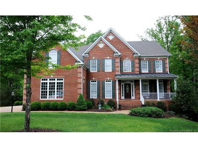 Stonehouse Glen Single Family Home For Sale: 9327 Stonehouse Glen