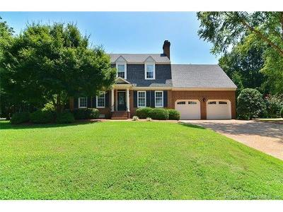 Single Family Home For Sale: 2420 Burnwether Lane