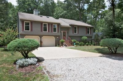 Yorktown Single Family Home For Sale: 103 Millside Way