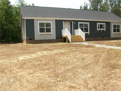 Providence Forge Single Family Home For Sale: 7012 Lott Cary Road
