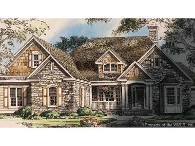 Providence Forge Single Family Home For Sale: 11432 Doronhurst