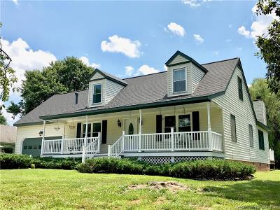 Williamsburg VA Single Family Home For Sale: $265,000