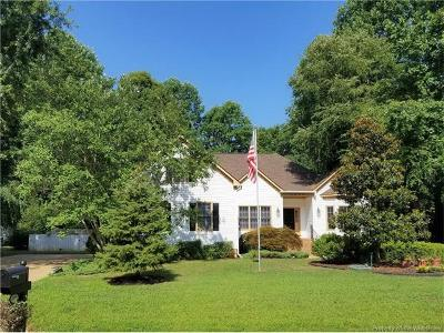 Single Family Home For Sale: 5509 Swan Road