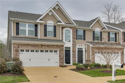 Colonial Heritage, The Settlement At Powhatan Creek, Villas At Five Forks Condo/Townhouse For Sale: 4069 Coronation #4069