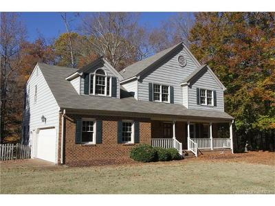 Williamsburg Single Family Home For Sale: 2726 Persimmon Place