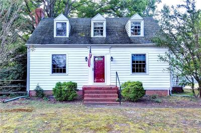 Williamsburg Single Family Home For Sale: 168 Old Field Road
