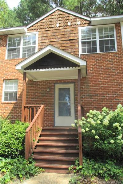 Williamsburg VA Rental For Rent: $1,325
