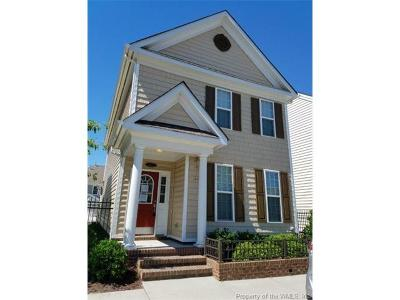 Suffolk Single Family Home For Sale: 6114 Cushing Street