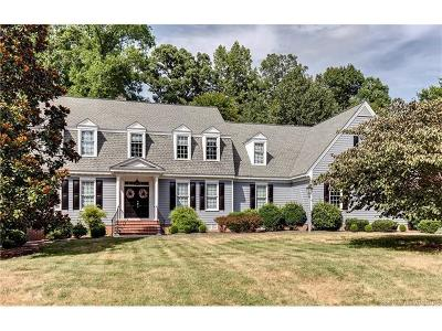 Williamsburg Single Family Home For Sale: 113 Cypress Creek
