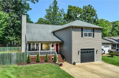 Williamsburg VA Single Family Home For Sale: $304,000