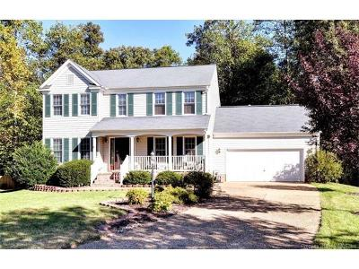Mulberry Place Single Family Home For Sale: 3788 Mulberry Lane