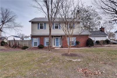 Newport News Single Family Home For Sale: 2243 New Kent Court