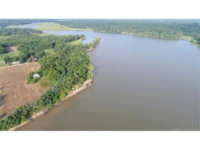 Isle Of Wight County, James City County, Mathews County, Middlesex County, New Kent County, Newport News County, Poquoson County, Suffolk County, Surry County, Williamsburg County, York County Residential Lots & Land For Sale: 718 Olde Towne Road