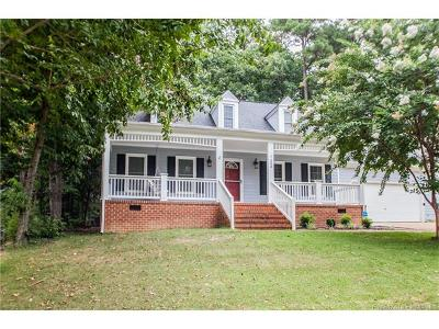 Single Family Home For Sale: 122 Seton Hill Road
