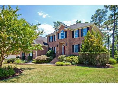 Poquoson Single Family Home For Sale: 95 Sandy Bay Drive