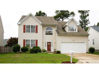 Newport News Single Family Home For Sale: 936 Foxboro Drive