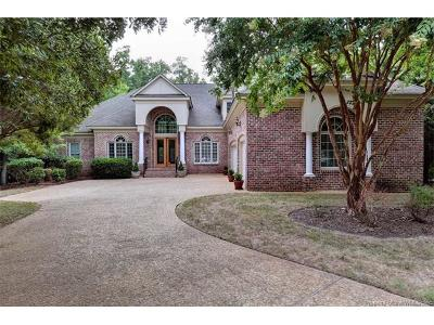 Single Family Home For Sale: 2861 Bennetts Pond Road