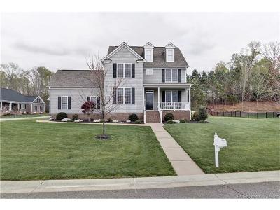 The Oaks At Fenton Mill Single Family Home For Sale: 308 Marks Pond Way
