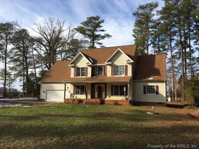 Gloucester Single Family Home For Sale: 2653 Red Bank Road