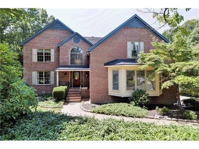 Williamsburg Single Family Home For Sale: 2716 Linden Lane