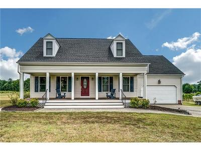 New Kent County Single Family Home For Sale: 6223 Tuckers Ridge Lane
