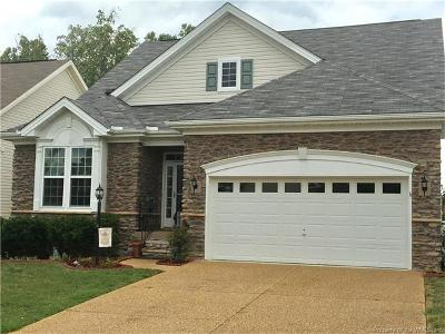 Single Family Home For Sale: 6916 Chancery Lane