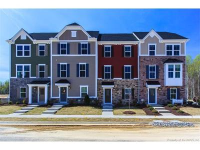 Williamsburg VA Condo/Townhouse Sold: $274,990