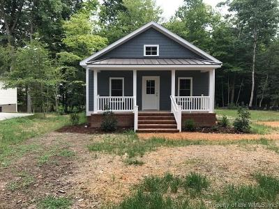 Williamsburg County Single Family Home For Sale: 522 Mill Neck Road