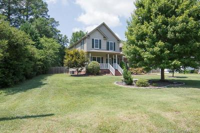 Yorktown Single Family Home For Sale: 109 Vine Drive