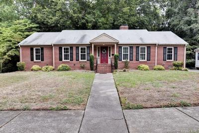 Williamsburg County Single Family Home For Sale: 126 Matoaka Court