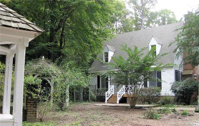 Single Family Home For Sale: 6428 Centerville Road