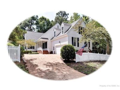 Fords Colony Single Family Home For Sale: 139 Hollinwell