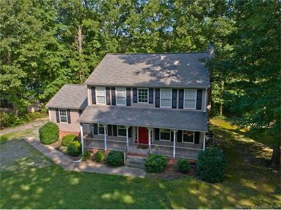 Gloucester Single Family Home For Sale: 7911 Founders Mill Way