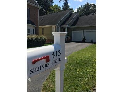 Brandywyne Single Family Home For Sale: 413 Shaindel Drive