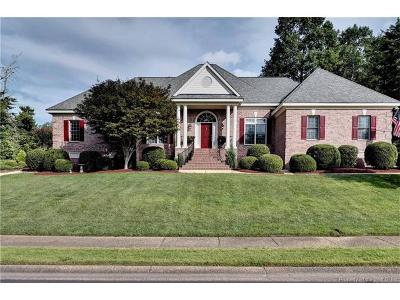 Holly Hills Single Family Home For Sale: 125 Sir Thomas Lunsford Drive