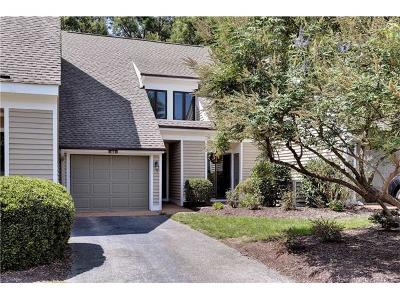 Kingsmill Condo/Townhouse For Sale: 64 Winster Fax #64