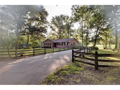 Single Family Home Sold: 9804 Fire Tower Road