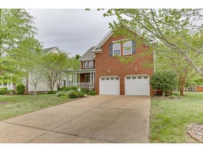 Williamsburg Single Family Home For Sale: 402 Schooner Boulevard