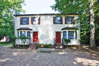 Williamsburg Single Family Home For Sale: 128 Raleigh Street
