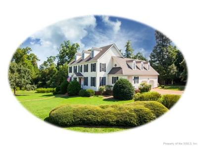 Settlers Mill Single Family Home For Sale: 124 Mill Stream Way