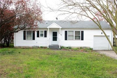 Newport News Single Family Home For Sale: 906 Harpersville Road