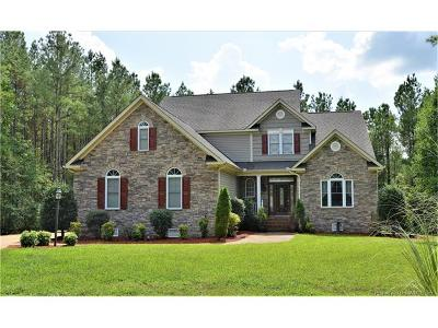 New Kent County Single Family Home For Sale: 3440 Red Tail Court