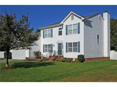 York County Single Family Home For Sale: 104 Cody Place
