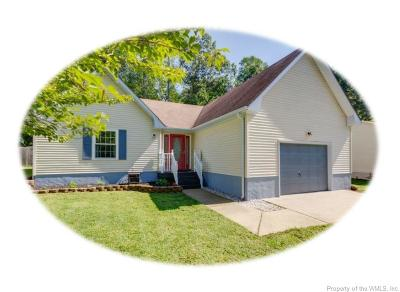Single Family Home For Sale: 3929 Fox Hunt Trail