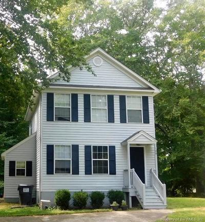 Williamsburg Single Family Home For Sale: 139 Carriage Road